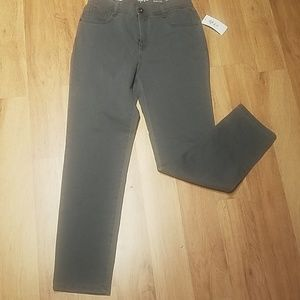 BNWT grey Jean's by style and co. Size 4P